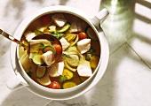 Fine Fish Soup