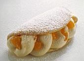 Mandarin sponge omelette