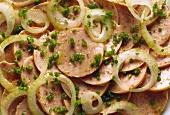 Herb Cold Cut Salad