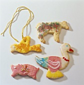 Animal biscuits (sweet pastry)