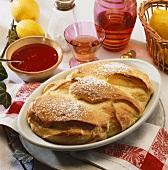 Salzburger Nockerln (Austrian sweet soufflé omelette)