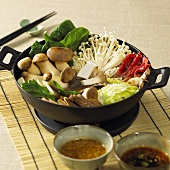 Koreanischer Hot Pot