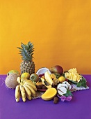 Tropical Fruit Still Life