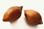 Two salak fruits