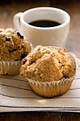 Muffins to eat with coffee