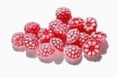 Raspberry sweets
