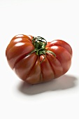 A beefsteak tomato