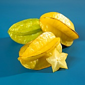Three star fruits