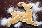 Reindeer biscuit