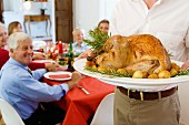 Turkey for a family Christmas dinner