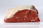 A joint of beef (sirloin)