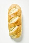 A bloomer (crusty white loaf)