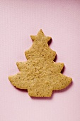 Gingerbread fir tree