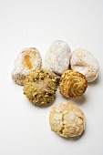 Assorted Italian almond biscuits