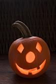Pumpkin lantern for Halloween