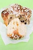 Pane dolce (Sweet Italian bread)