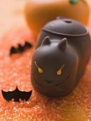 Sweet (chocolate cat) for Halloween