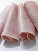 Rolls of ham (detail)