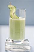Savoury cucumber drink