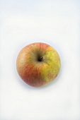 Ein Braeburn Apfel