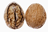 Walnut, halved (close-up)