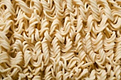Asian instant noodles (full-frame)