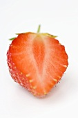 Half a strawberry