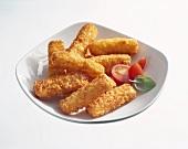 Potato rösti sticks
