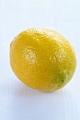 A whole lemon