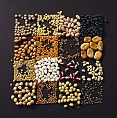 Squares of different pulses