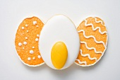 Easter biscuits (Easter eggs)