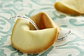 Fortune cookies with messages