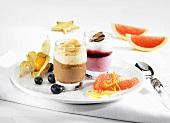 Advent desserts