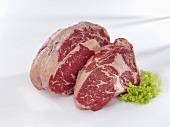 Entrecote of beef