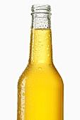 Hop lemonade in bottle