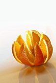 Orange, cut into sections