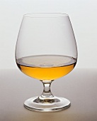 Cognac in a brandy glass