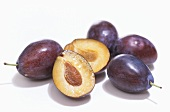 Five plums