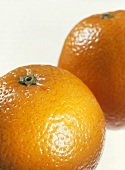 Zwei Orangen
