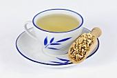 Dioscoreae hypoglaucae Tea (Dioscoreae hypoglaucae Rhizoma, Fen Bi Xie)