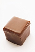 Dominostein (Chocolate-coated petit four)