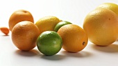 Rolling citrus fruit