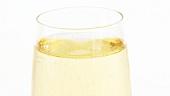 Ein Glas Sekt (Ausschnitt)