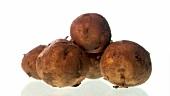 Fünf Kartoffeln