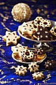 Truffle stars for Christmas
