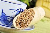 Polygala tenuifolia root (tea and dried root)