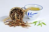 Japanese honeysuckle stem (Ren Dong Teng)