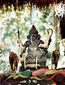 Sculpture of Elephant God, Thailand, Patron of Art and Science