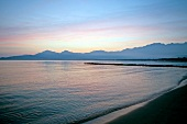 Korsika, Insel, Calvi, Strand Meer, Wasser,X