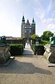 Schloss Rosenborg in Kopenhagen.